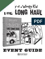 Wimpy Kit Long Haul Event Kit