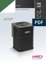 Lennox TClass ACHP Brochure