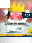 QUIERO MI COMIDA - TONY ROSS