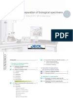 Preparation of Biological Specimens for Electron Microscopy