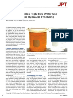 JPT Jun 2013 Treatment Enables High TDS Water Use