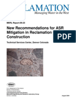 ASR Mitigation USBR