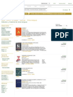 Comprar Libros de Métodos y Material de Otras Lenguas Muito Bom