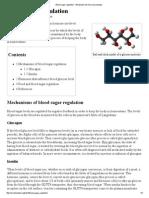 Blood Sugar Regulation - Wikipedia, The Free Encyclopedia