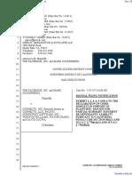 The Facebook, Inc. v. Connectu, LLC et al - Document No. 258