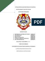LAPORAN PRAKTIKUM ANATOMI FISIOLOGI MANUSIA PENYELIDIKAN JANTUNG KATAK (SOFTWARE EXPHARM)