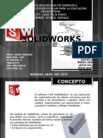 Solidworks Exposicion CNC