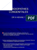 CARDIOPATHIES CONGENITALES1