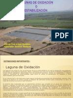 Lagunas de Oxidación - Construcciones II