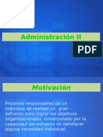 Administracion II