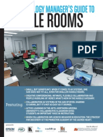 TechManagers Guide to Huddle Rooms