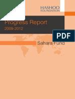 Sahara Fund Progress Report 2009-2012