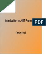 .Net framework concept