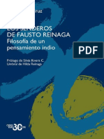 Cruz Gustavo - Los Senderos de Fausto Reinaga