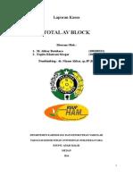 Total Av Block