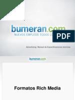 Bumeran - Manual de Especificaciones 2014 (1)