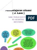 Situated Learning Jlave