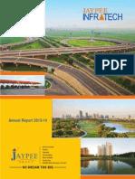 JP Associate Annual Report 2013-14