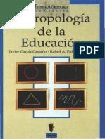 1994 - El Estudio de La Transmisión-Adquisición de Cultura - Garcia Pulido