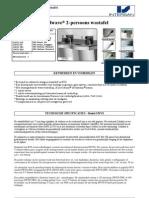 Solidwave® - Dubbele Wastafel Model SWVD