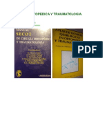Cirugia Ortopedica y Traumatologia