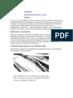 Evolucion de La Quincha y Adobe