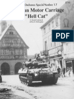 Special №17 M18 Gun Motor Carriage Hellcat