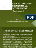 Tantangan Globalisasi