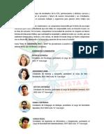 Programa Lista A Converger FEUT 2015
