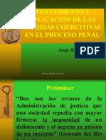 MEDIDAS COERCITIVAS-2011