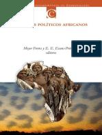 FORTES Meyer y E . E . EVANS-PRITCHARD (Editores) - Sistemas Políticos Africanos (2010)