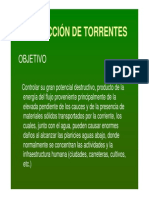 Torrentes de Rios - Correccion