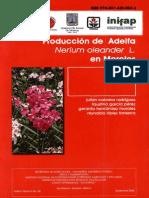 produccion de adelfas