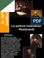 Pintura Barroca Europea Rembrandt