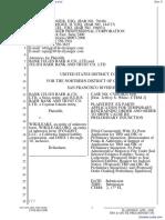 Bank Julius Baer & Co. Ltd. et al v. Wikileaks et al - Document No. 5