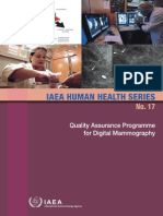 QUALITY ASSURANCE PROGRAMME FOR DIGITAL MAMMOGRAPHY