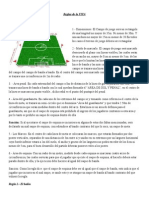 17 Reglas de La FIFA