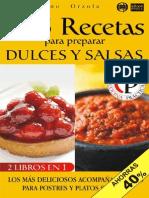 168 Recetas Para Preparar Dulce