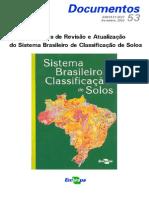 Atualização Do Sistema Brasileiro de Classificação de Solos_2003