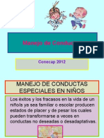 CONDUCTAS ESPECIALES.ppt