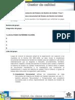 Actividad 2 Arquitectura Documental Del Sistema de Gestión de Calidad