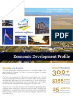 Bennett Economic Development Profile