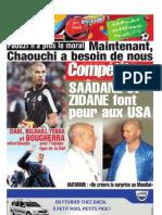 Edition du 01/02/2010