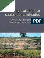 Clase 1 Contaminacion Del Suelo