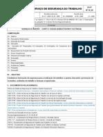 0039 - Osst - Serviços a Quente – Corte e Solda (Oxiacetileno e Elétrica)