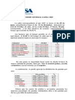 Informe Gral. Zafra 2005