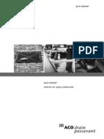 Catalog Tehnic-drenaj Profesional