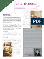 newsletter - 2015-04