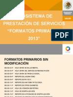 2 Formatos Primarios UM