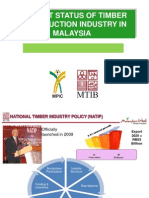 Curent Status of Ibs Industry in Malaysia